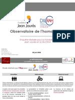 L'homophobie dans la société française