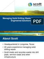 Scott Managing Drlg Waste