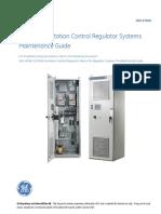 GEH-6784 EX2100e System Maintenace Guide_Feb 2014