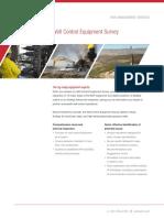 Equipment Survey