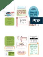 Leaflet Diare Bayi