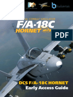 DCS FA-18C Early Access Guide En