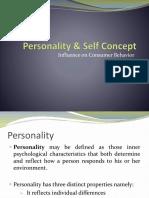 3. Personality Self-Concept & CB