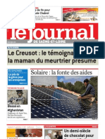 Le Journal 13 Septembre 2010