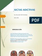 CONDUCTAS ADICTIVAS. 2018
