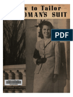 Smith Margaret. - How to Tailor a Woman's Suit