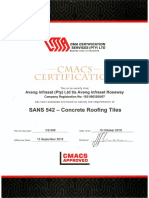 Cmacs Certification