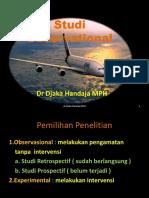 dr Djaka_Studi Observational.ppt