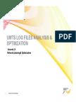 UMTS LOG File Analysis & Optimization 1.pdf