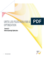 UMTS LOG File Analysis & Optimization 1.pdf
