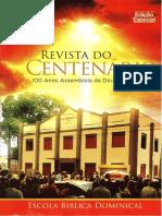 Revista da EBD - Centenário da Assembleia de Deus no Amapá (2017)