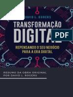 eBook Transformação Digital Resumo Livro