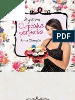 Alma Obregón Objetivo Cupcake Perfecto