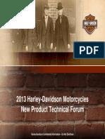 2013 Model Year Technical Forum