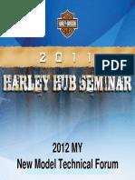2012 Model Year Technical Forum