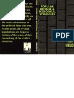 (Foreign Agents) Paul Virilio-Popular Defense & Ecological Struggles-Semiotext(e) (1990)