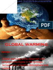 Ppt on Global Warming