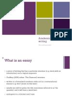 Academic Planning Near Pod
