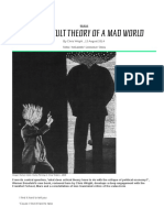 The Difficult Theory of a Mad World _ Mute