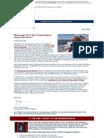 12mR Yacht Club E-Newsletter, June 2018