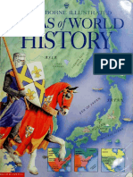 The Usborne Illustrated Atlas of World History