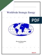 Stephen Payne -  Worldwide Strategic Energy Final Draft Business Plan circa 2008