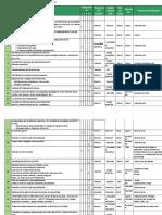 Plan Anual Institución Educativa Perú - 2018