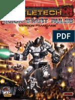 QSR BattleTech FR