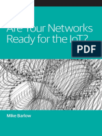 Are Your Networks Ready for the Iot