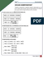 Formulario de Ángulos Compuestos