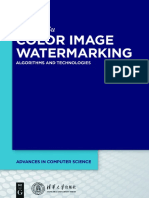 Color Image Watermarking_ Algorithms and Technologies