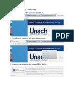 Guía Para Acceder a ProQuest E