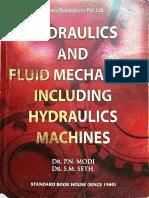 Hydraulics & Fluid Mechanics_Modi-Seth