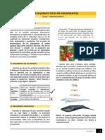 Lectura - Uso de Diversos Tipos de Argumentos (1)