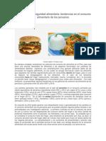 Dieta Peruana y Seguridad Alimentaria