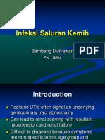 Dr Bambang UTI