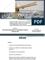 Grupo 1 - CO4201-H Gruas