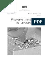 Processos Mecânicos de Usinagem - SENAI SP.pdf