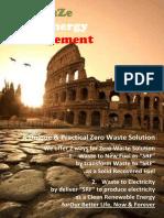 Brochure of Srf - Wastrong Machine