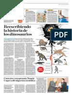 Reescribiendo La Historia de Los Dinosaurios