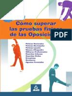 Como superar las pruebas fisicas de las oposiciones.pdf