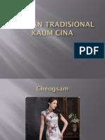 Pakaian Tradisional Kaum Cina Tradisional