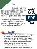 Mejor Productividad Kaizen