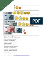Esercizi Euro