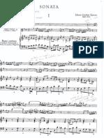 Trío Sonata Quantz