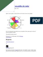 Grafico Radar Excel