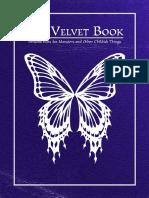 The Velvet Book (Draft 0.4)_HQ