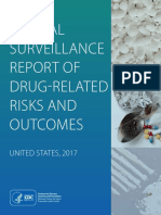 Annual Surveillance Report of Drug-Related Risks and Outcomes