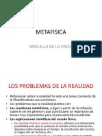 Tema 2 Metafisica