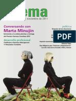 Entrevista a Marta Minujin